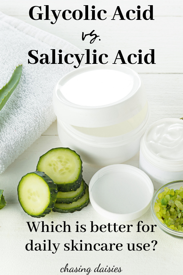 Pin On Beauty Glycolic Acid And Salicylic Acid