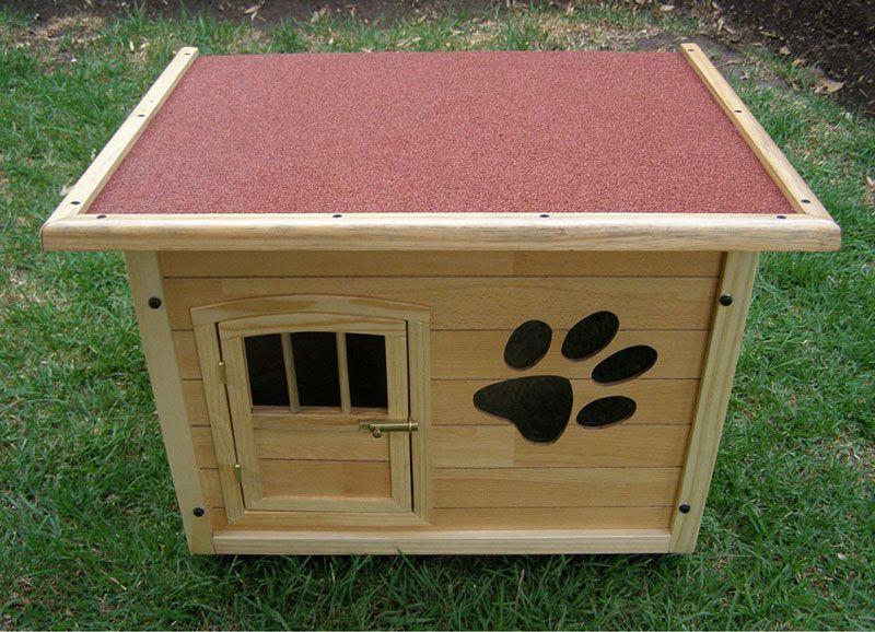 Casas de madera para perros | Casa perros madera | Pinterest | Casas ...