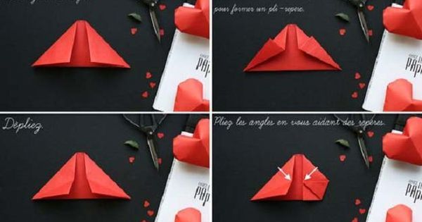 Photo of 40 Best DIY Origami Projects To Keep You Entertained Today | Paper crafts diy, Paper craft tutorials, Valentines diy