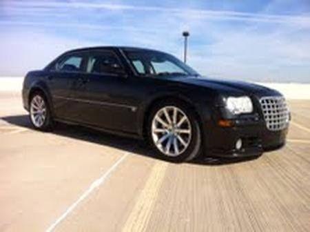 2006 Chrysler 300 Srt8 Mileage 48 116 Ext Black Int Black 6 1