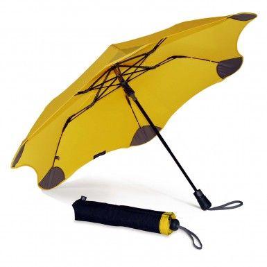 Blunt Metro Umbrella Brilliant Regenschirm Gelber Regenschirm Regenschirme