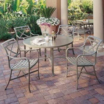Palladian Cast Aluminum Outdoor Furniture Collection By Tropitone.  Available From Richu0027s For The Home Http