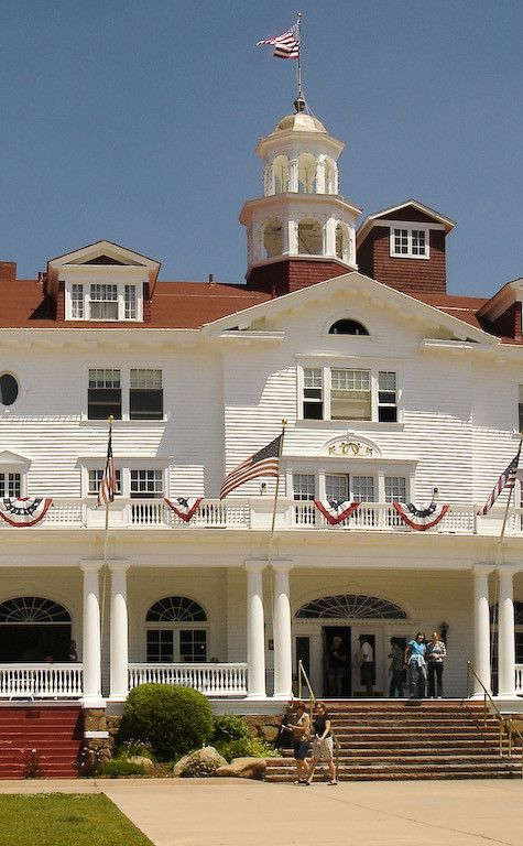 Stanley Hotel   Travel   Vacation Ideas   Road Trip   Places to Visit   Estes Park   CO   Tour   Nightlife Spot   Vacation Rental   Restaurant   Spa   TV Filming Location   Hotel