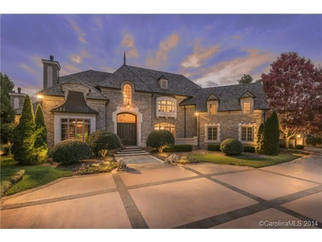 $5,950,000 | 4222 Fox Brook Lane Charlotte,NC,28211   MLS