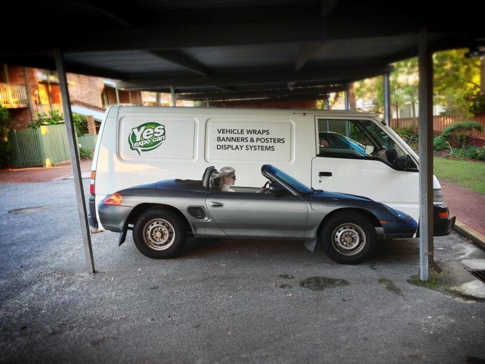 Reddit Pics Car wrap, Car humor, When you see it
