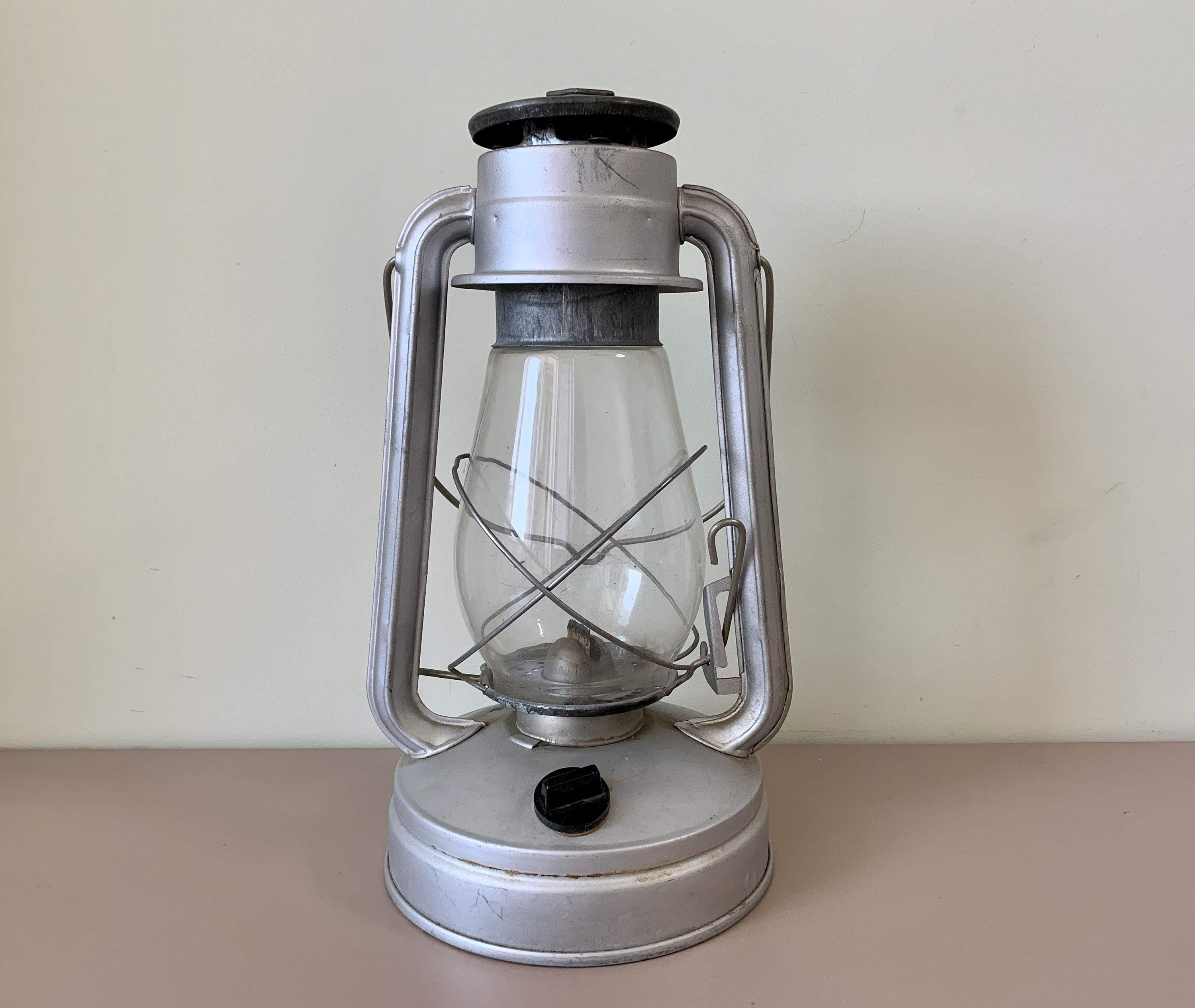 Solid Brass Nautical Clear Square Cargo  Oil Lantern LOW PRICE