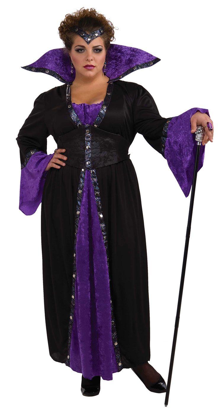 Sorceress Plus Size Costume Adult Costume Halloween Ideas