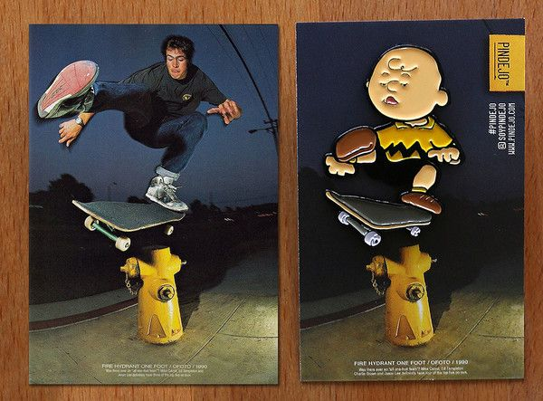 jason lee and charlie brown making skateboarding history