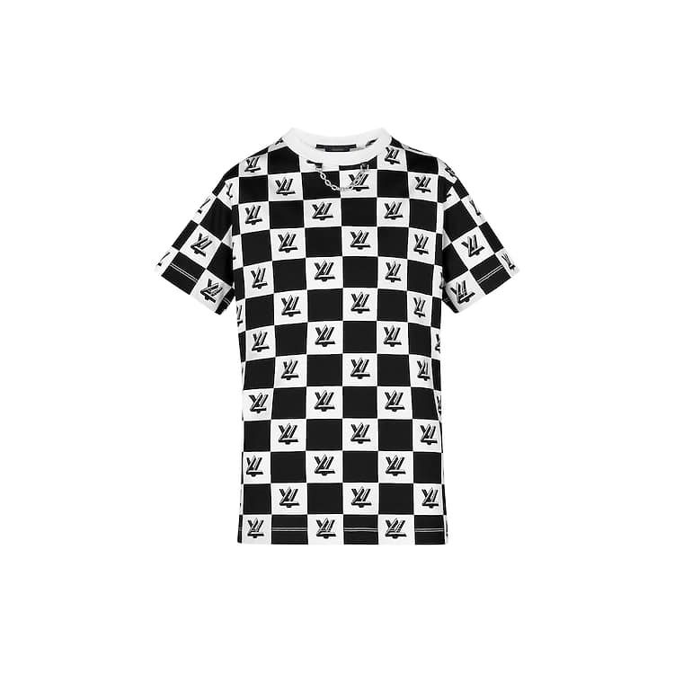 bd5d3623 Women - Lv Twist Lock Printed T-Shirt Women Ready to wear Tops | LOUIS