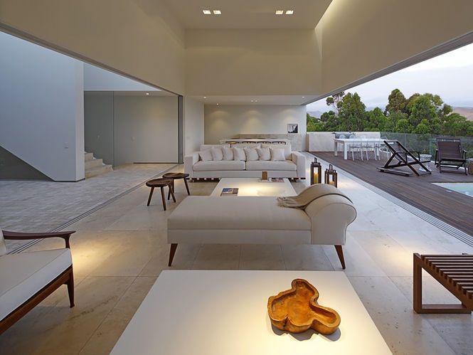 Living. Arquiteto: Llosa Cortegana Arquitectos. Fotógrafo: Juan Solano.