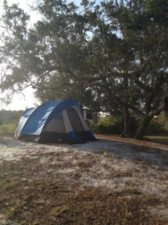 Pensacola Beach Florida Fort Pickens Campground One Of The World S Best Beaches Within Walking Distance As Well