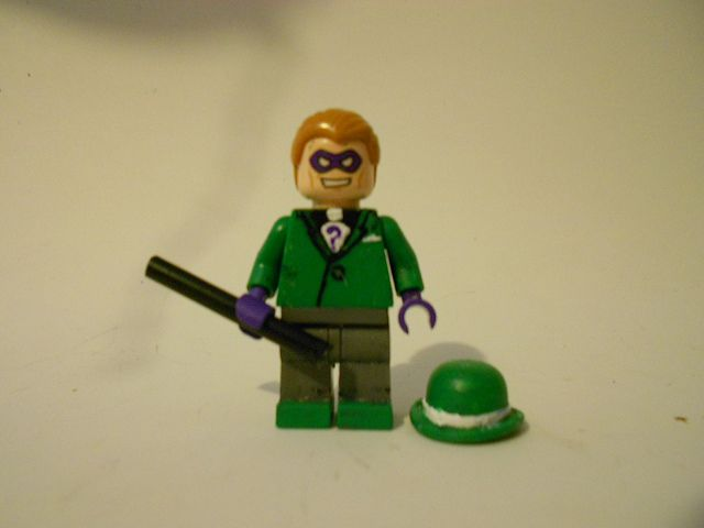 RIDDLER CUSTOM LEGO Batman the Animated Series