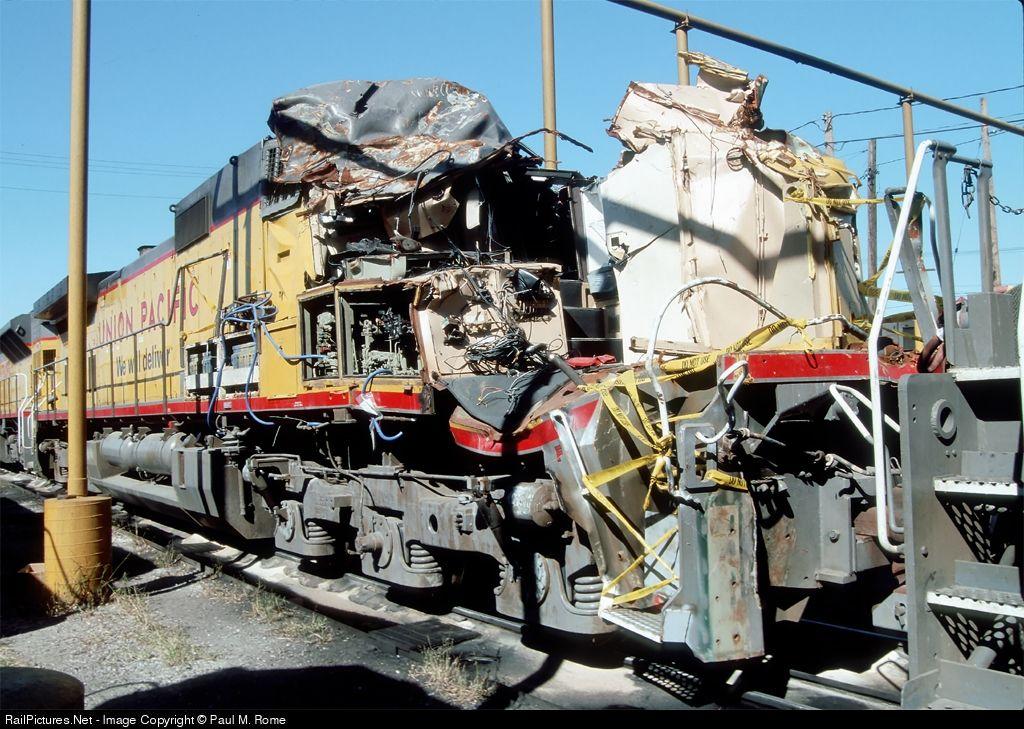 RailPictures Net Photo: UP 9777 Union Pacific GE C44-9W