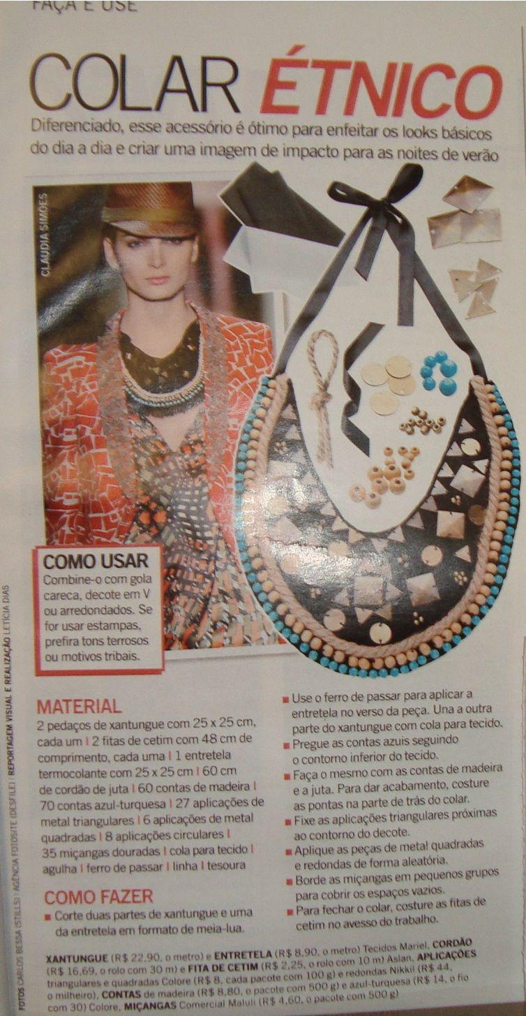 Revista Manequim - Edição 613 - Agosto 2010