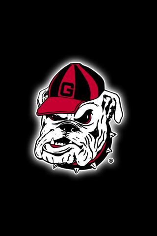 Wallpaper Iphone Georgia Bulldogs Football