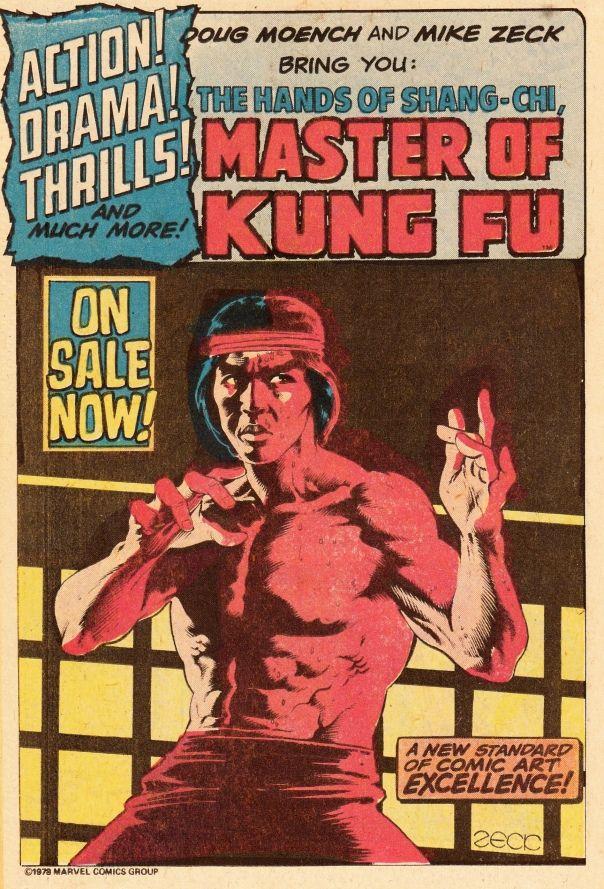 Resultado de imagem para master of kung fu mike zeck high res