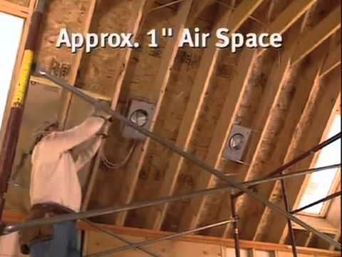 Great Video On Installing Attic Insulation They Even Have