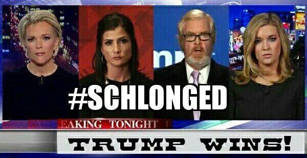 #Schlonged