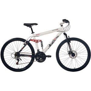 26 Genesis V2100 Men S Mountain Bike With Full Suspension