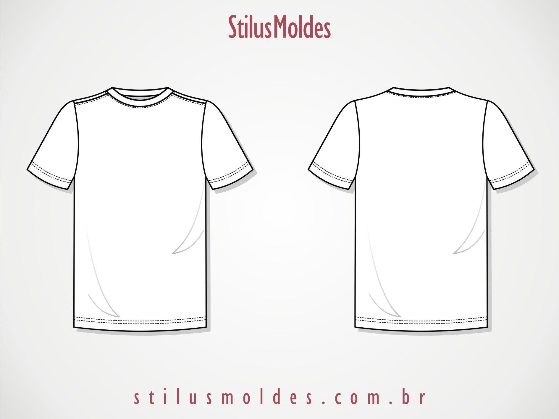 Camiseta Masculina Tradicional Cam Mm01 Illustration
