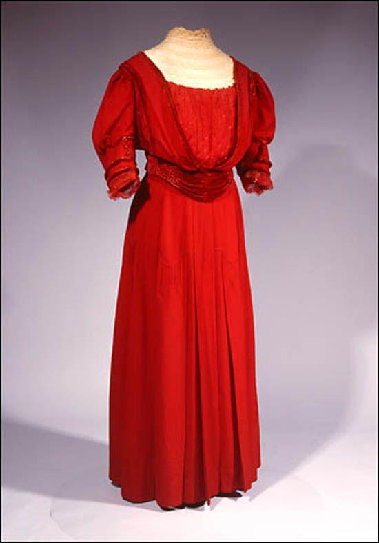 wine colored wool velvet dress louisville ky 1900 01