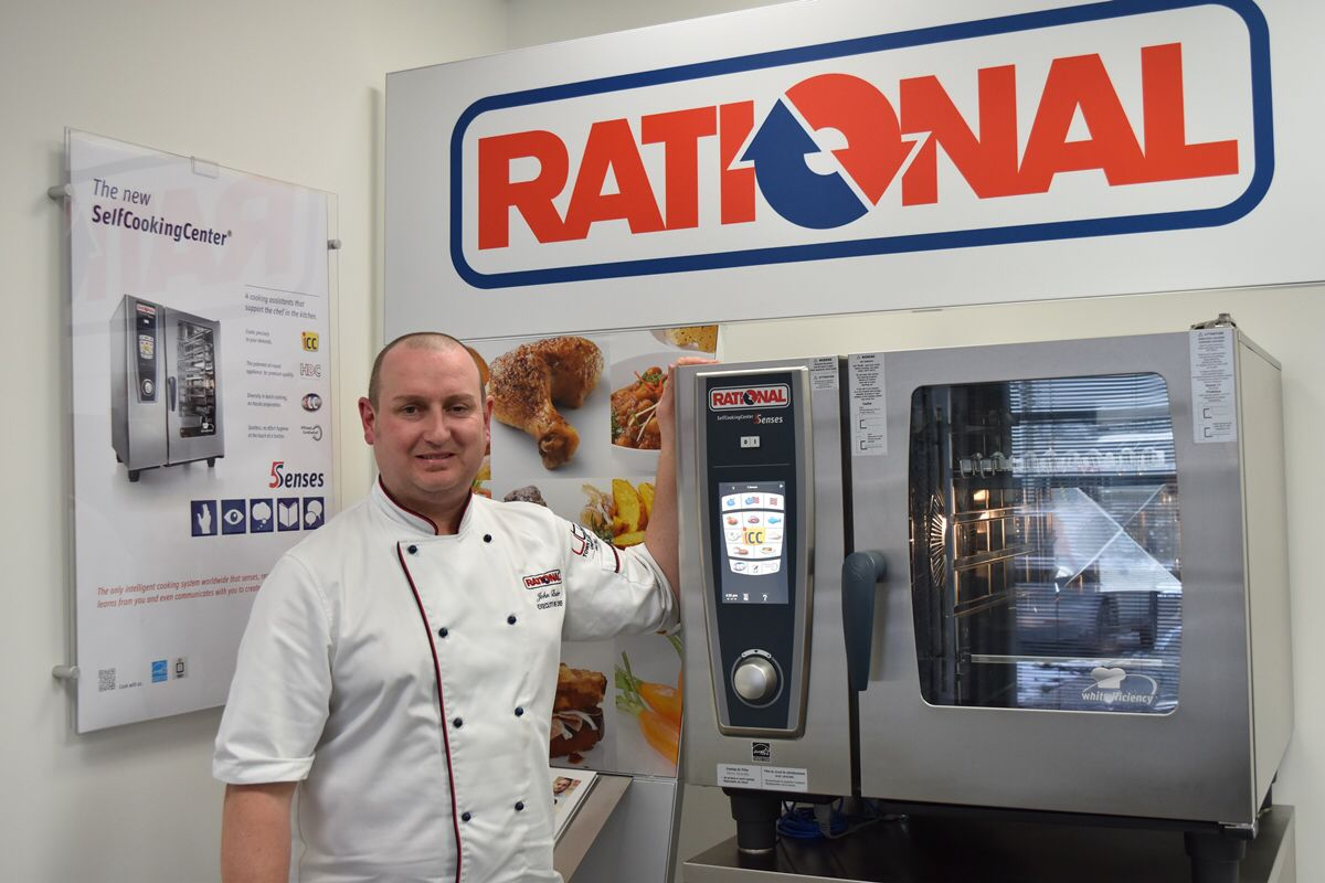 Rational Küchengeräte Pin Von Rational Ag Auf Rational Cookinglive Executive Chef