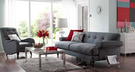 Patent 4 Seater Fabric Sofa Sofa Corner Sofa Fabric Sofa