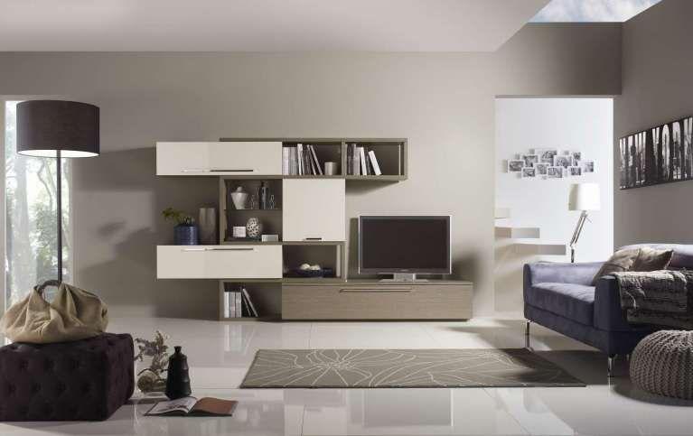 Arredare il soggiorno con il color tortora | Arredamento ...