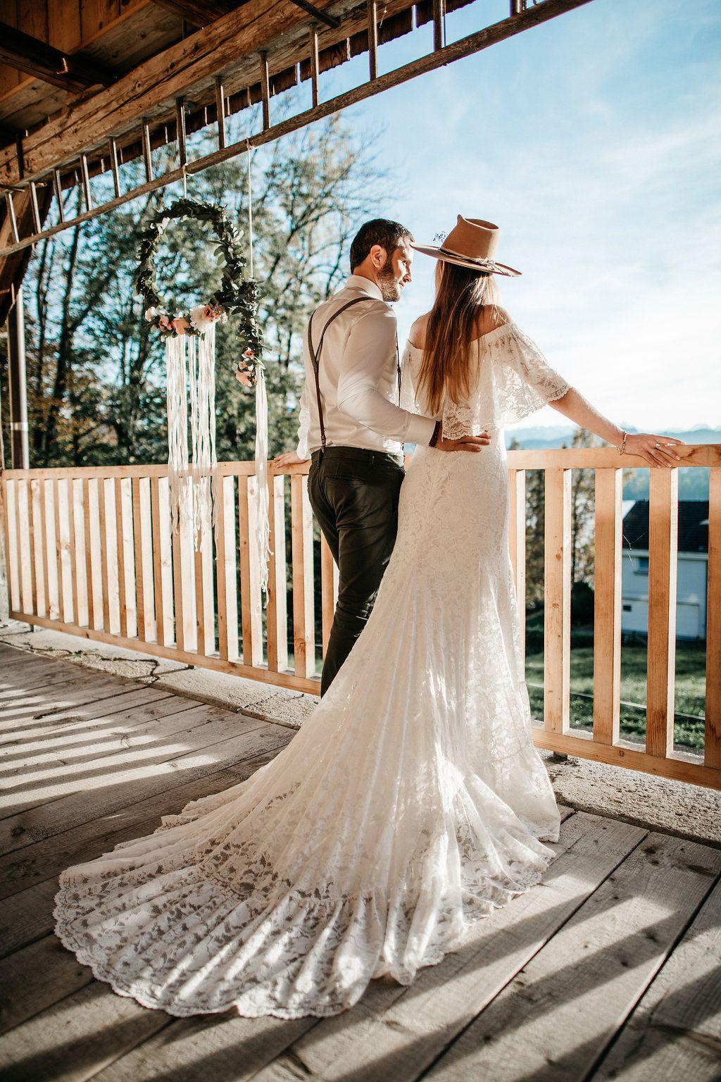 Rustikale Inspirationen für die Boho Hochzeit | Pinterest | boho ...