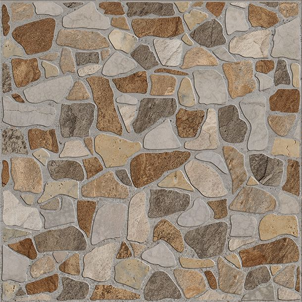 Piso De Ceramica Marca Lamosa Color Cafe Tecnologia Digital Para Uso En Exteriores Ceramica Esmaltada Pisos De Terrazas Textura De Piedra Piso Para Cochera