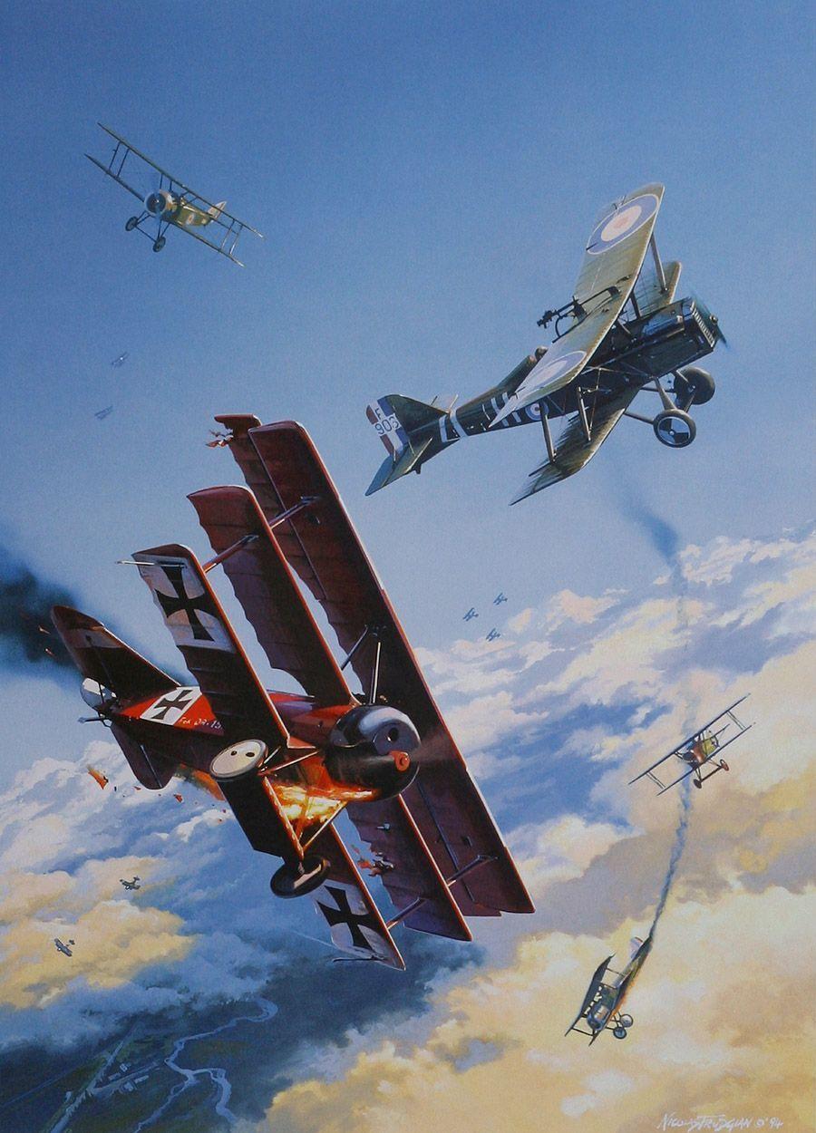 Обои war, painting, aviation, ww2, aircraft, air combat, P 47 thunderbolt, drawing, dogfight. Авиация foto 17
