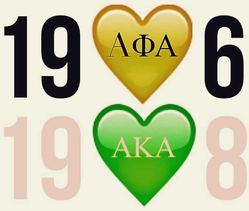 """Grady W Broadnax Jr on Instagram: """"Happy Founder's Day to the ladies of Alpha Kappa Alpha from the Ice Cold Brothers of APHIA. Special recognition to our home chapter of…"""""""