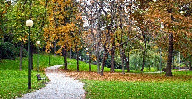 Park Ribnjak Zagreb Zagreb Croatia Croatia Zagreb