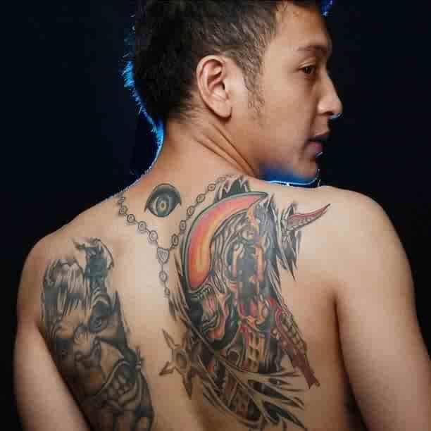 Dimas Anggara Gambar Tato Tato Keren Tato