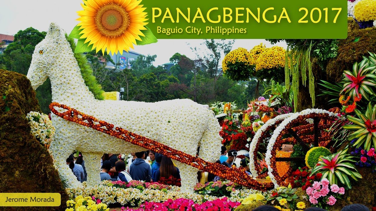 Best Of Flower Festival In Baguio City And View In 2020 Baguio City Flower Festival City