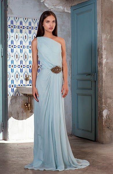 Vestidos invitada novia barcelona