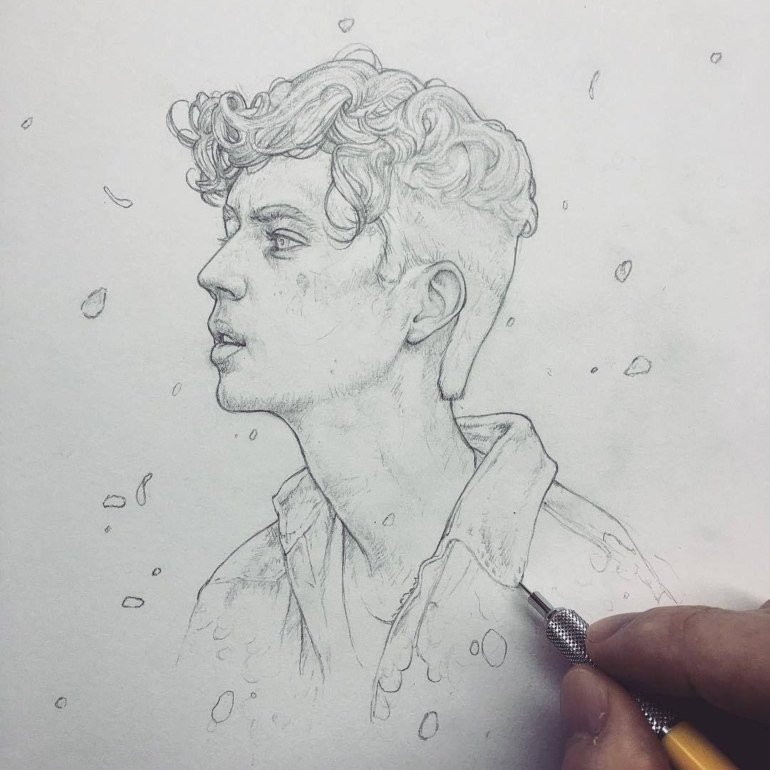Boy Sketch Tumblr Boy Sketch Art On Tumblr Vonn In Swag Boy