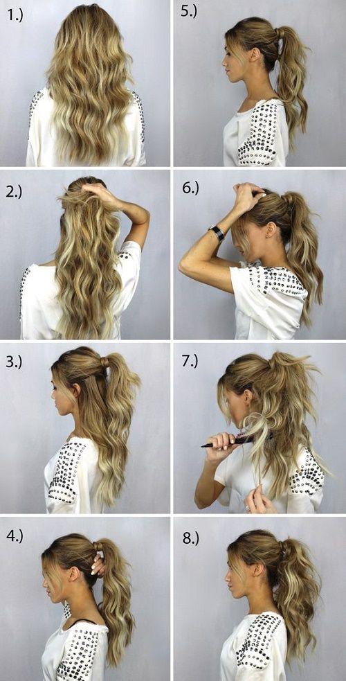 Easy Made 17 Hair Models 2019 Frisuren Frisur Ideen Haar Styling