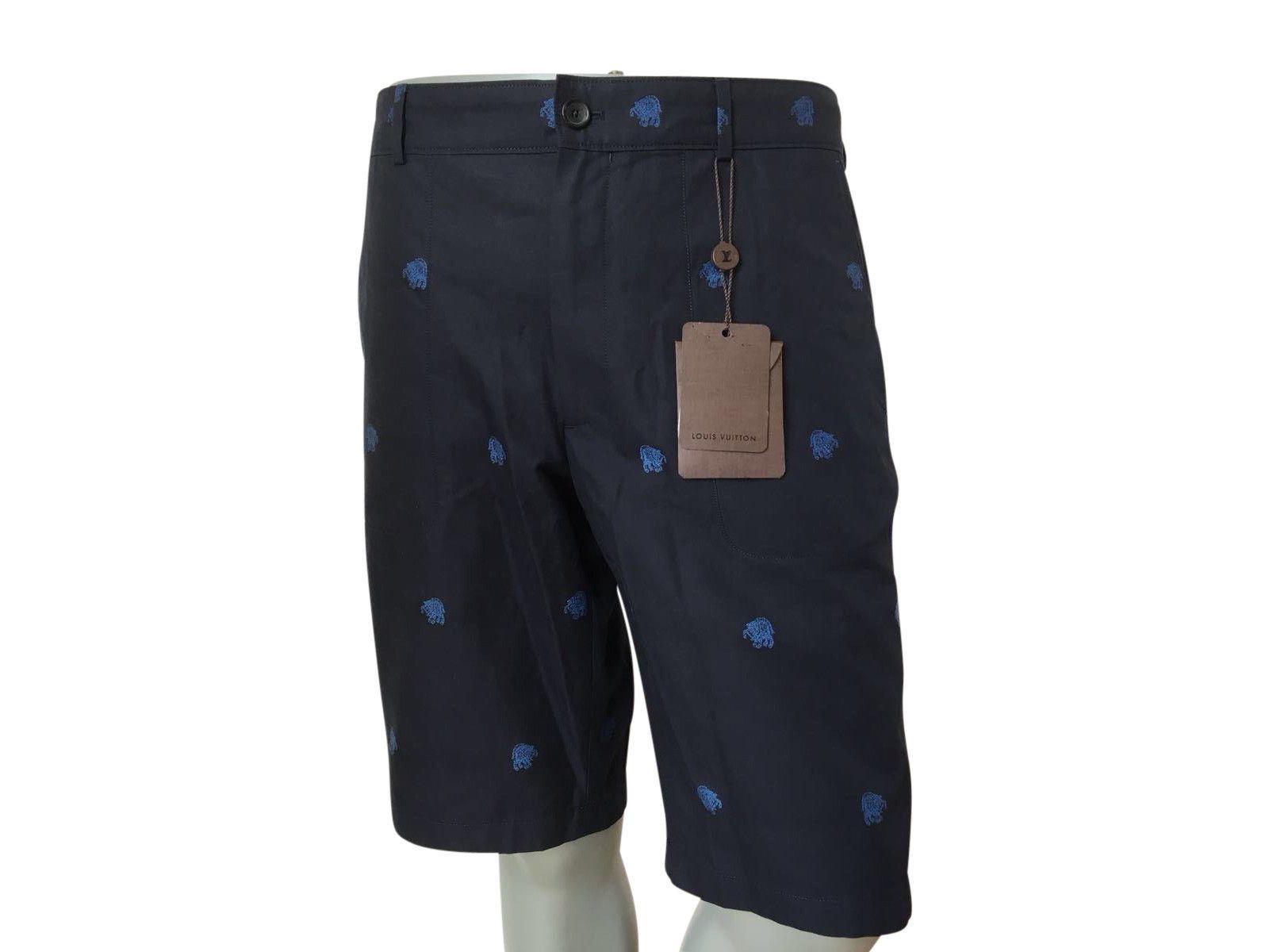 077bc27090ea Louis Vuitton Chapman Chino Shorts