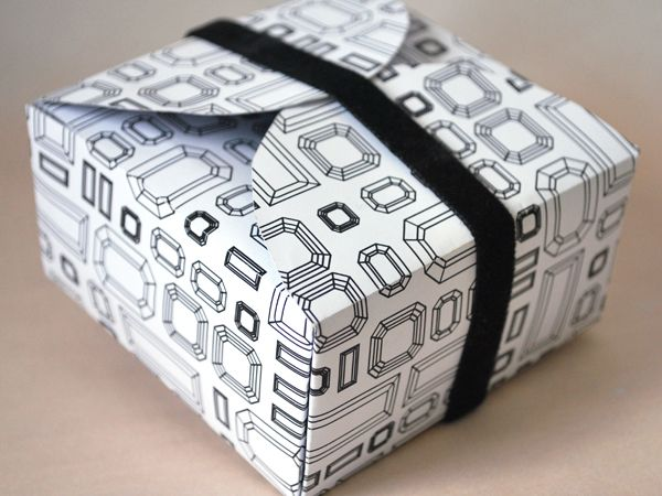 Packaging diamond pattern, 2010 by Studio Ljung & Ljung