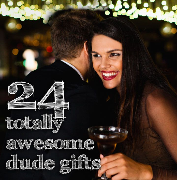 24 Gift Ideas for Men - Boyfriend Gifts That Are Totally Awesome