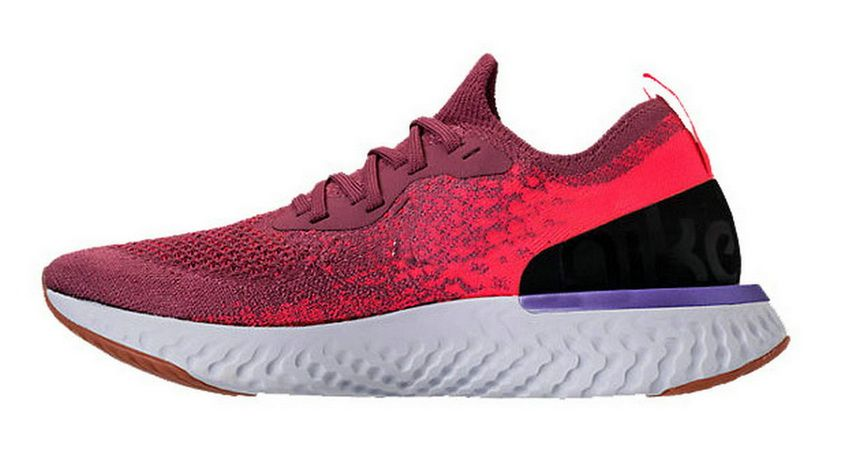 0cbcc01b43a3 Nike Epic React Flyknit Rust Pink New Arrival 2018 Sneaker