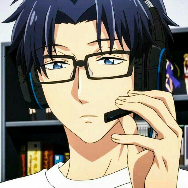 Hot Anime Guys (book 2) - Hirotaka Nifuji