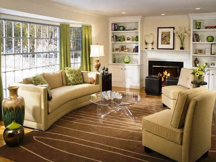 Warna Cat Ruang Tamu Yang Sejuk Beige Sofa Living Room Living Room Paint Living Room Colors Beige couch living room decor