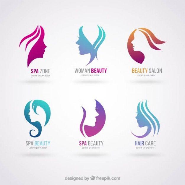 Beauty Salon Logos Beauty Salon Logo Salon Logo Salon Logo Design