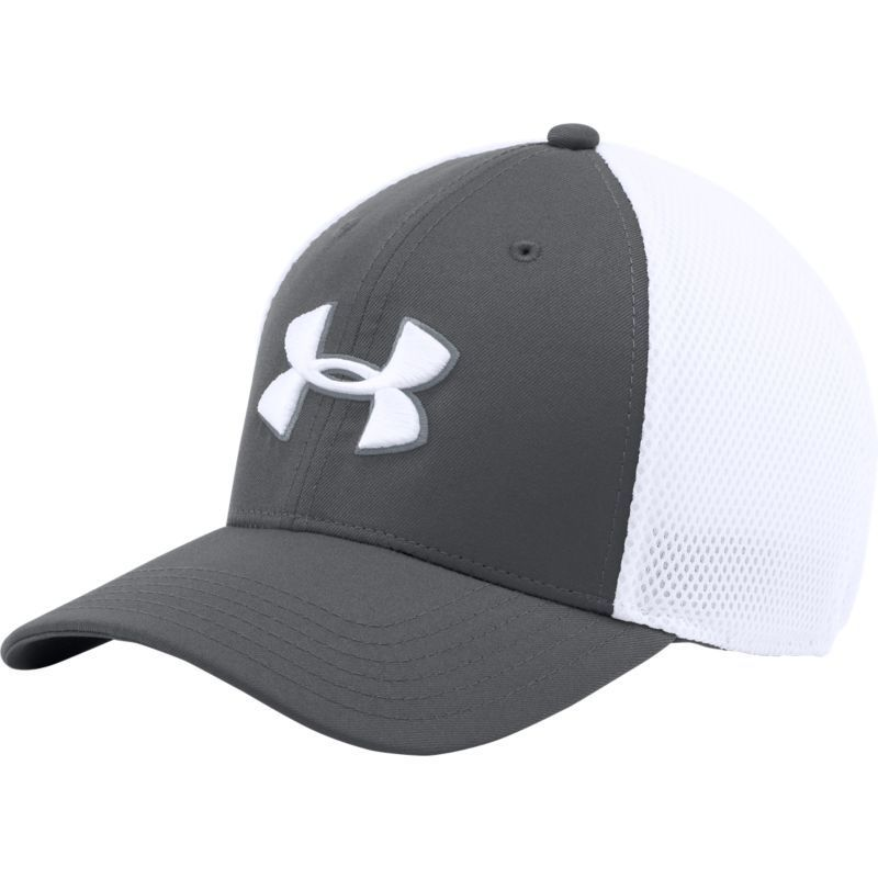 Lograr Púrpura Triplicar  Under Armour Men's Mesh Stretch 2.0 Golf Hat | Mens golf, Golf fashion,  Golf hats