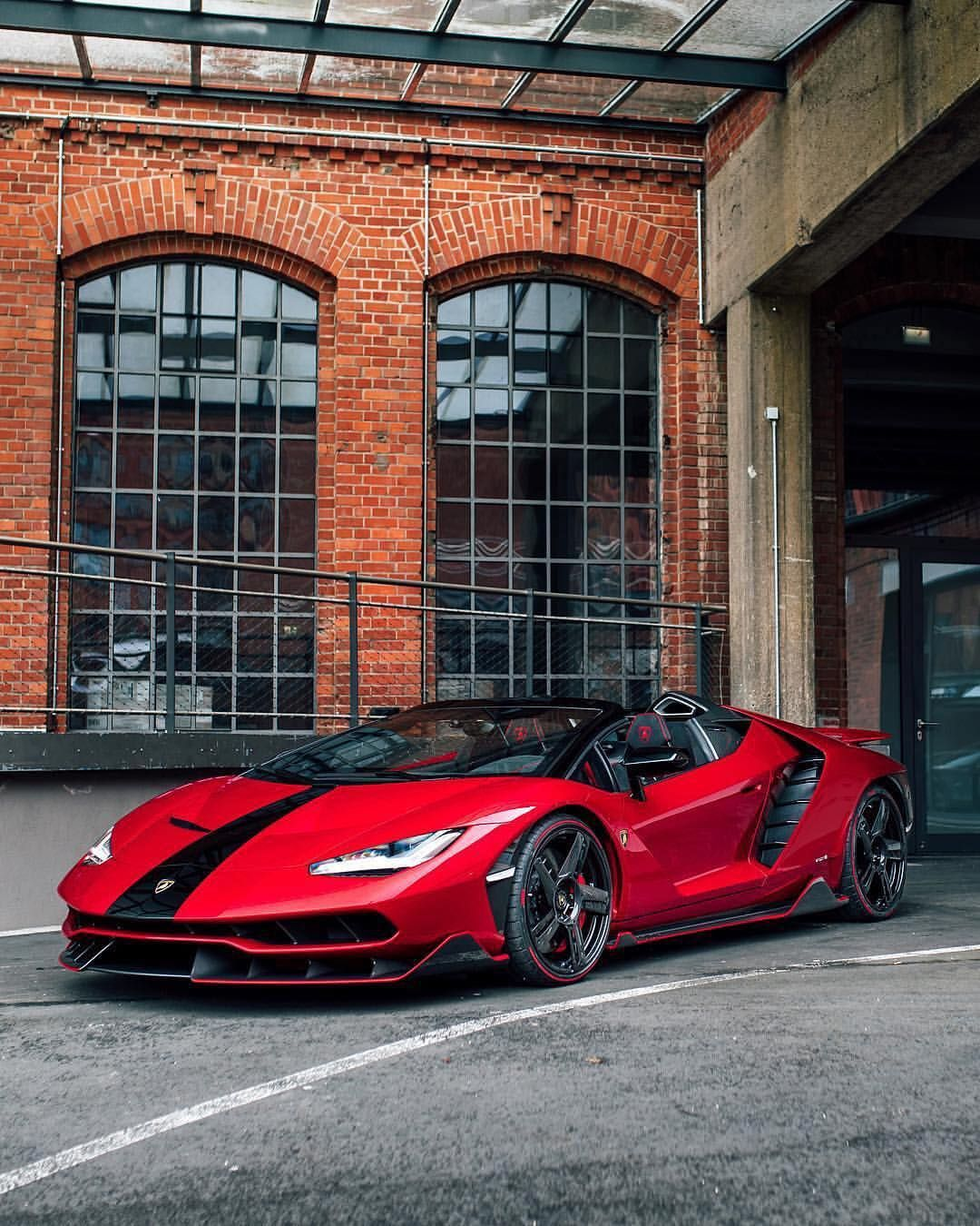 Rosso Efesto Centenario Roadster Photos By Alexpenfold Owner