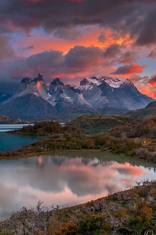 Torres del Paine National Park, Chile | by Usha Peddamatham