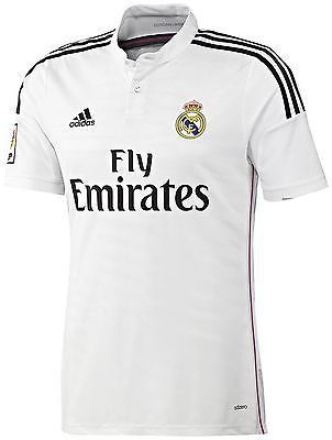 b3524336c4f ADIDAS REAL MADRID AUTHENTIC HOME ADIZERO KIT 2014 15 LIMITED EDITION.  Always Madrid Dress like your heroes of Real Madrid with this official kit  from ...