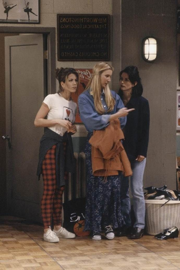 The Best Of Rachel Green From FRIENDS Fashion #rachelgreenoutfits